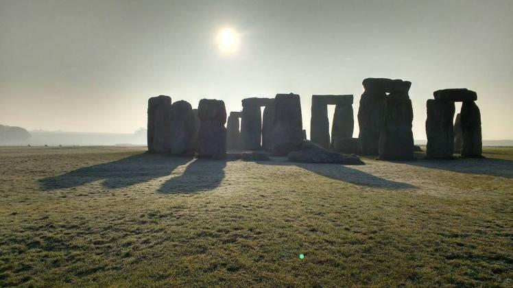 pedras misteriosas