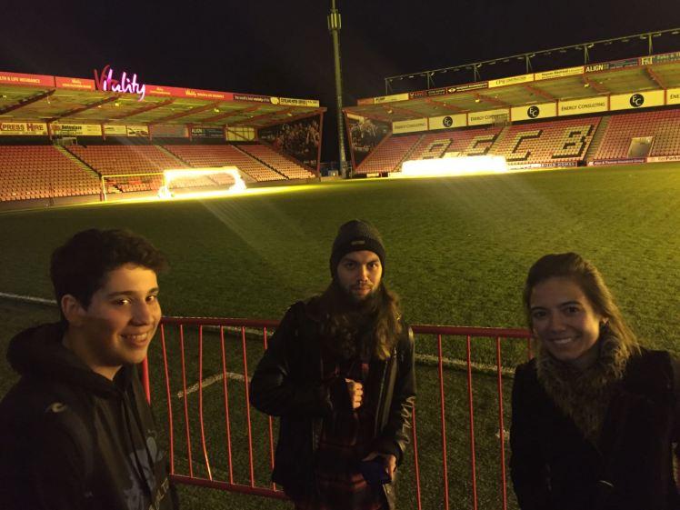 Estádio de Bournemouth